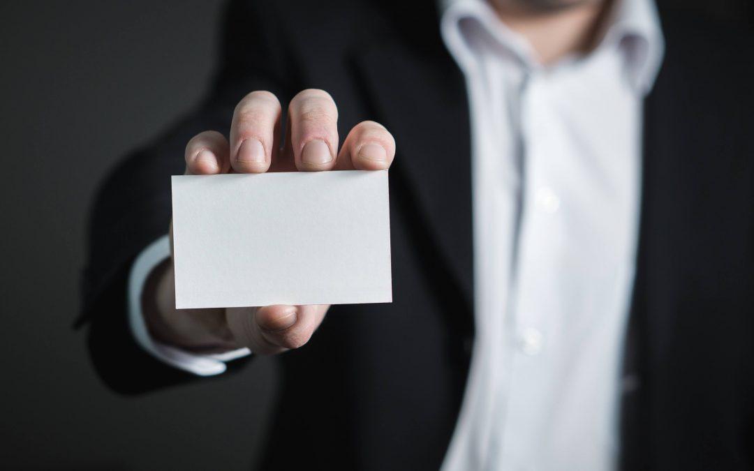 Visitenkarten für Anwälte