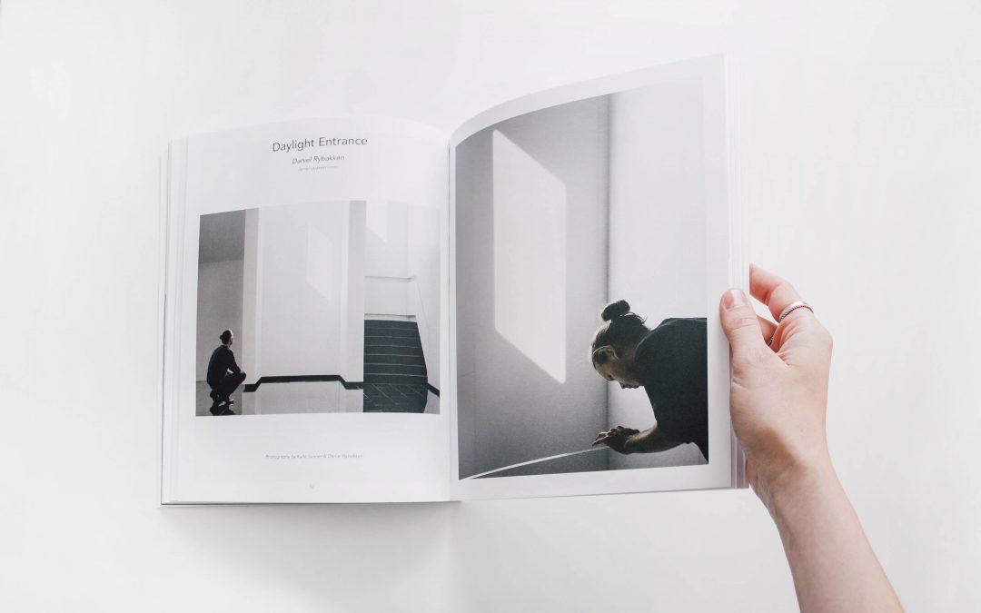 Kataloge mit Klebebindung als Garantie eines erhöhten Interesses an einem Firmenangebot